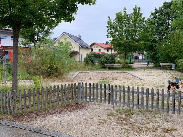 Die Kinder in der Hohenbrunner Luitpoldsiedlung können sich freuen